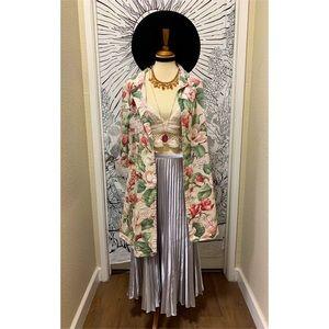 🌈 Gorgeous Vintage picnic coat